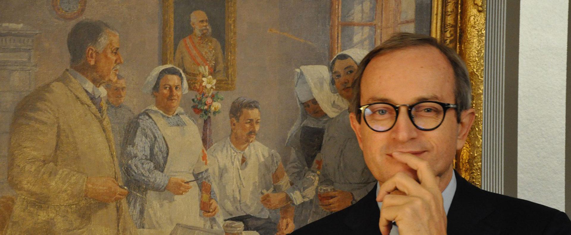 Dottore Mario Bussi Otorrinolaringologo Milano